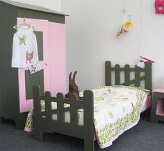 Idée déco : Dix chambres roses de petite fille.
