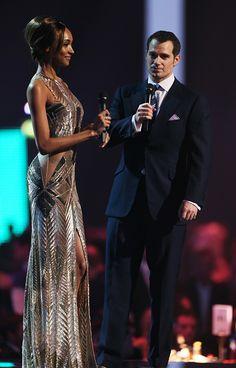 Henry Cavill News: Dapper Superman: Henry Attends BRIT Awards In London