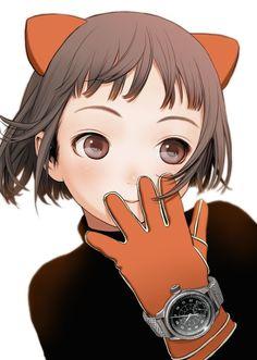 Range Murata, Manga Drawing, Manga Art, Anime Art, Illustration Sketches, Illustrations And Posters, Character Design References, Character Art, Arte Cyberpunk