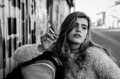 portrait, black and white, las vegas downtown, dtlv, downtown las vegas, ashley marie myers