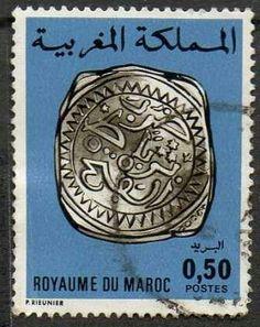 Postes Maroc, Monnaie.