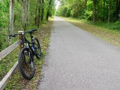 Bike Paths in Florida   Paved Trails   Florida Hikes Bike Trails, Biking, Florida Trail, Lake Mary, Walking Routes, West Orange, Bike Path, Park City, East Coast