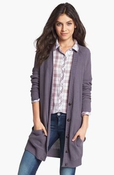 Yes ma'am, I'll be needing all 30 of these cardigans here. Hmm? Oh, I'm stocking up for the fall.