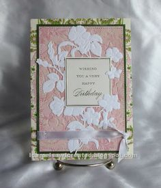 I came, I saw, I created.: Anna Griffin Cutting & Embossing Dies