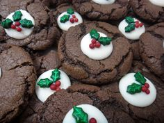 If you are hosting or attending a cookie exchange this holiday season, you MUST make these cookies.  This recipe was gifted to me by a form...