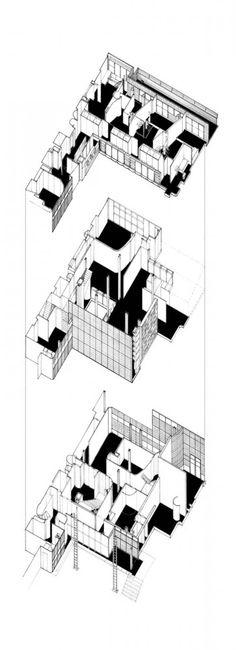 Maison de Verre / Pierre Chareau, Bernard Bijvoet