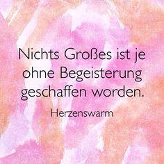 Begeistere Dich für dein Leben, und dein Leben wird Dich lieben! #Lebe# #jeden# #Moment# #Begeisterung# #liebe# #das# #leben# #herzenswarm#
