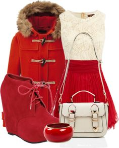 """Christmas outfit ideas 3"" by highstreetjazz ❤ liked on Polyvore"