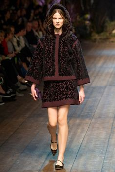 Dolce & Gabbana   Fall 2014 Ready-to-Wear Collection   Style.com