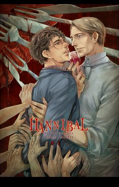 This is thing I didn't know existed until know. A ship of Hannibal and Will. I'm going to add it to the list of fandoms I am now joining.