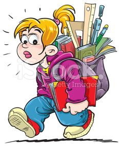 Illustration of girl going in school. Free Vector Art, Back To School, Royalty, Illustration, Fictional Characters, Illustrations, Reign, Entering School, Back To College