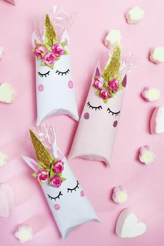 Unicorn Party Favor Candy Bag