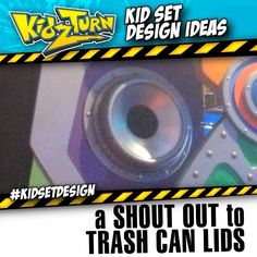 Here's another #kidsetdesign idea for #kidmin. A great & cheap way to add…