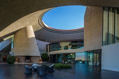 6 | Just $50M: Bob Hope's Modernist Lair, Designed By Lautner | Co.Design: business + innovation + design