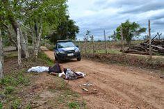 HORA DA VERDADE: URGENTE: Homem é executado dentro de ambulância na...