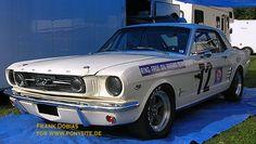 66 Mustang T/A racer