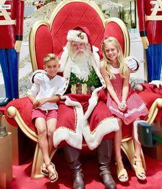 It's Santa Time