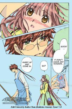 Fujimoto worried for Kobato by KatheChan on DeviantArt