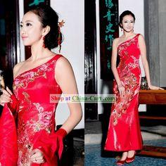 Modern Chinese dress