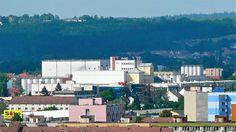 Budweiser Budvar in Budweis (České Budějovice)