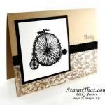 Stampin' Up! Feeling Sentimental Stamp Set