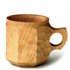 Jinakihiro Woodworks wooden mug