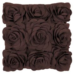 I pinned this Blossoms Pillow from the Surya Pillows & Throws event at Joss and Main!