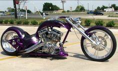 Purple Chopper