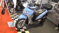 Yamaha HW 125 Xenter