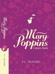 BukuLova: Mary Poppins Comes Back by P. L. Travers – Perjump...