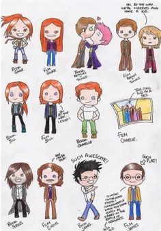 Book Ginny is my favourite