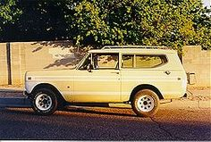 International Harvester Scout Baujahr 1978
