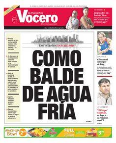 Edición 14 de Julio 2015  El Vocero de Puerto Rico