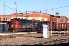 RailPictures.Net Photo: SP 6392 Southern Pacific Railroad EMD F7(A) at Oakland, California by Chuck Schwesinger