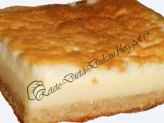 Dukan Diet, Vanilla Cake, Diet Recipes, Cheesecake, Food And Drink, Keto, Sweets, Snacks, Desserts