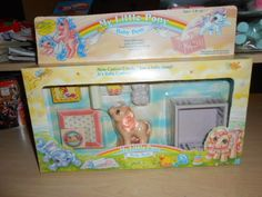 1985 Vintage My Little Pony...Cotton Candy...I got this for Christmas when I was 4