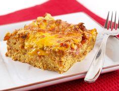Looking for the best breakfast casserole recipes? These recipes with bacon make for the best breakfast ideas!