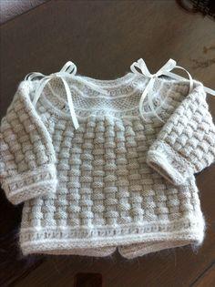 Chambrita para bebe