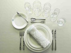 Päivälliskattaus