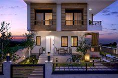 Villa Eylül #architecture #villa #house #houses #facade #wood