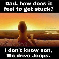 Just Jeepin...........