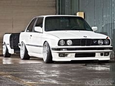 1990 Bmw 325I. Mine is actually a couple of years newer. This is pretty close though.