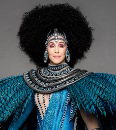 As Cher extends her smash engagement at The Park Theater at Monte Carlo we sat down with the living icon to talk about her career, the costumes, and of course, life after love.