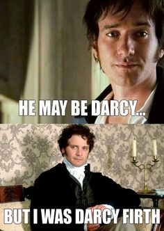 Darcy the Firth