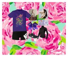 """""""Pre-Competition Chillin'"""" by purplemolly1 ❤ liked on Polyvore featuring Pearl Izumi, NIKE and Eos"""