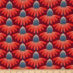 Pretty Potent Flannel Echinacea Boost