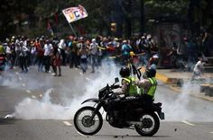 ONU pide al Gobierno venezolano que respete el derecho a protestar y opinar