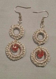 Crocher earrings
