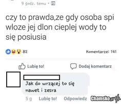 Chamskie obrazki, czarny humor Polish Memes, Very Funny Memes, Funny Mems, I Cant Even, Bts Memes, Jokes, Humor, Random, Marriage