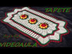TAPETE COM FLORES #LUIZADELUGH - YouTube